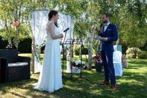 photo mariage discours