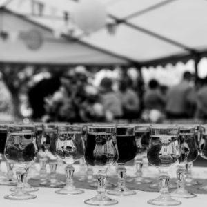 photo, mariage, vin d'honneur